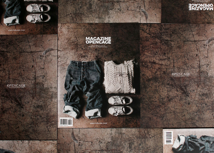 *창립3주년* The issue No.4 Magazine opencage