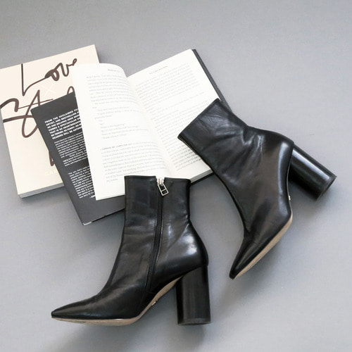 cannes ankle boots *black*