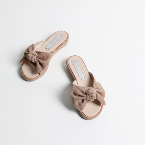 rira ribbon slipper