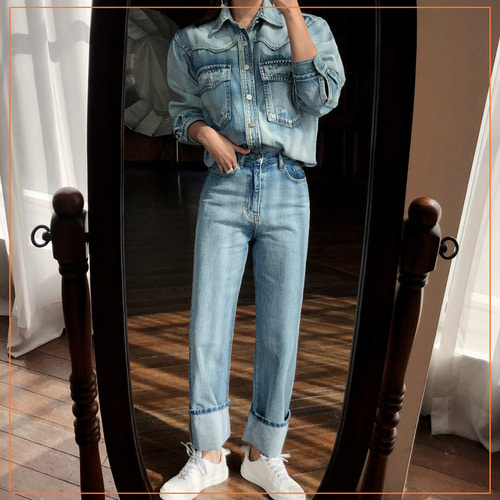 *품절*JJ denim PT
