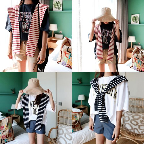 cover stripe T