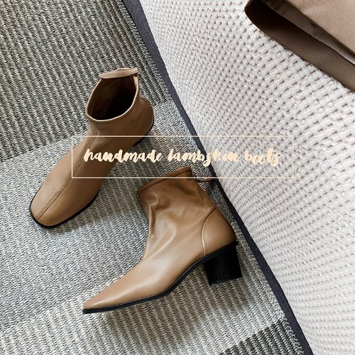 Rebecca lamb ankle boots