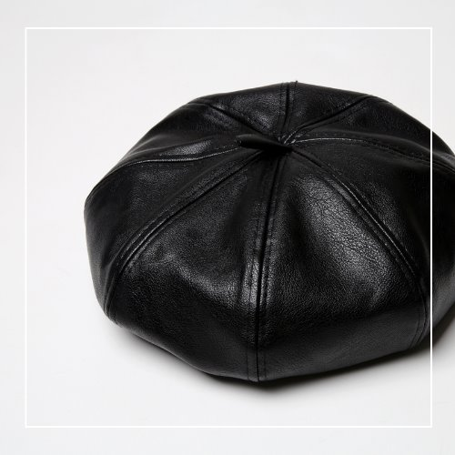 trolli leather hat