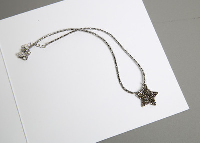 amko star necklace