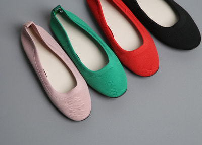 *MD추천* jello color flat