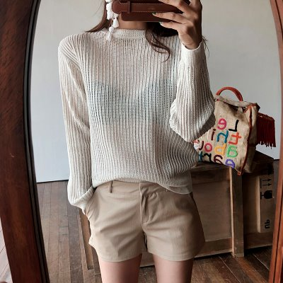 summer basic knit