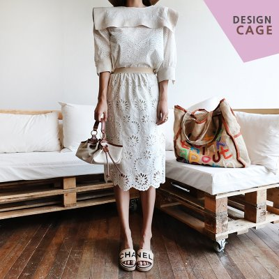*designer line* together lace SK