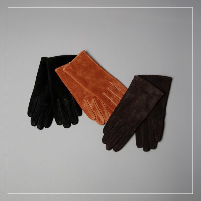 mild suede gloves