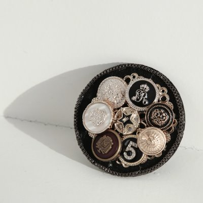 No.5 button broach