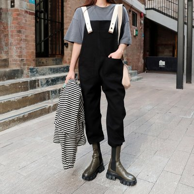 butter jogger overall